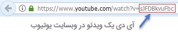 آموزش نحوه قرار دادن ویدئوهای یوتیوب در HTML